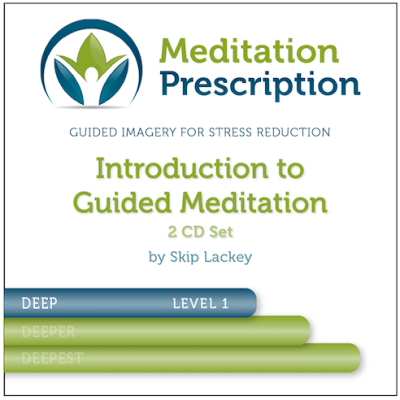 Intro to Guided Meditation L1 2CDs Cover
