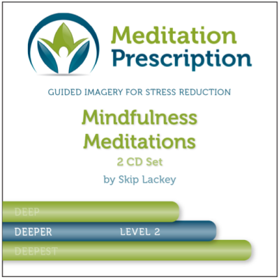 Mindfulness Meds Level2 CD Cover