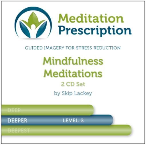 Mindfulness Meds Level2 CD Cover