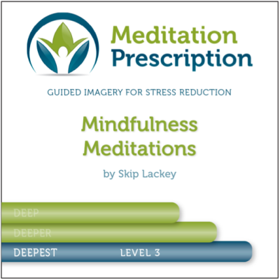 Mindfulness Meds Level3 CD Cover